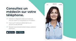 Read more about the article LIVI: Consultez un médecin sur votre téléphone