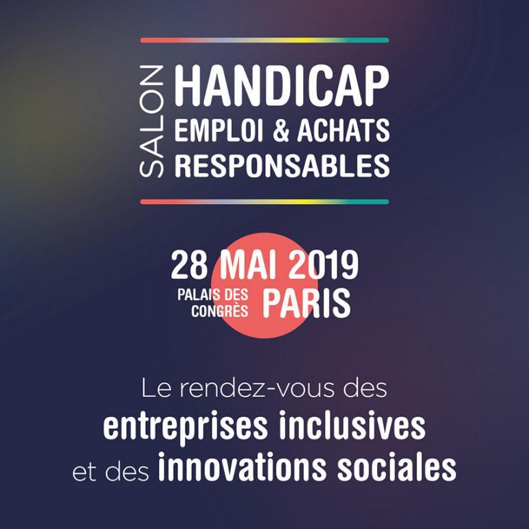 Un record de fréquentation pour le Salon Handicap, Emploi & Achats Responsables 2019