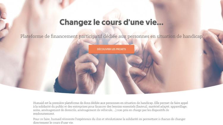 HUMAID : LE CROWDFUNDING AU SECOURS DU HANDICAP