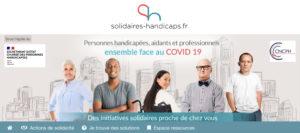 Read more about the article Lancement de la plateforme «Solidarités-Handicaps.fr»