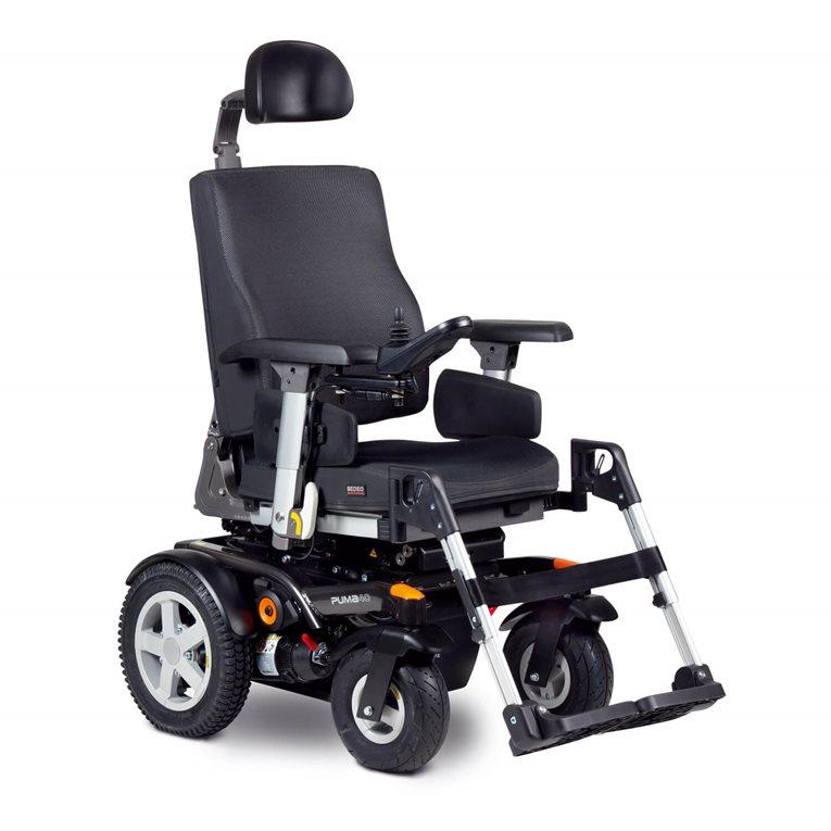 You are currently viewing Droit: le fauteuil roulant électrique n'est pas un «véhicule à moteur»