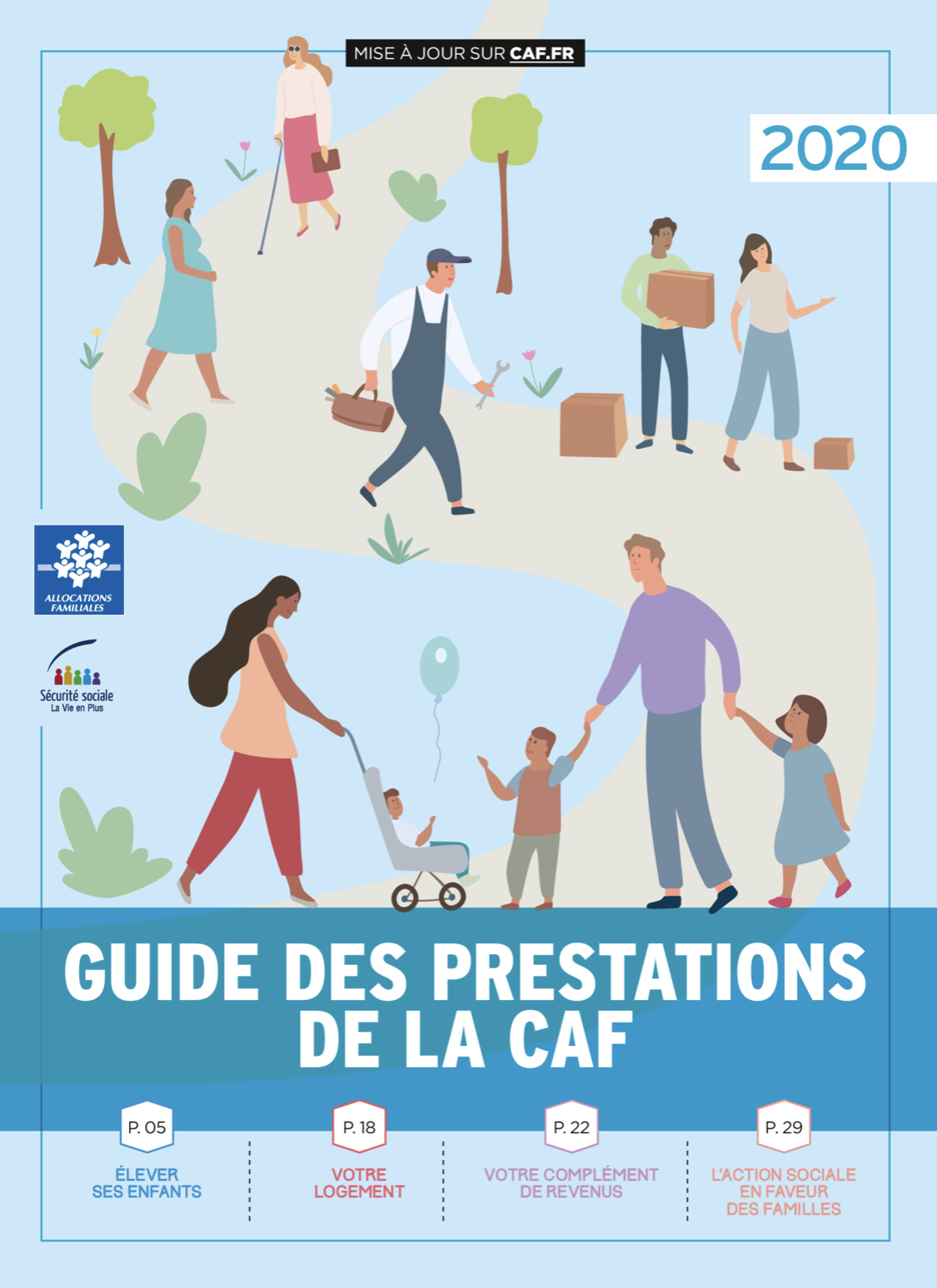 You are currently viewing AAH, AEEH, AJPP : tout savoir sur les prestations des Caf,