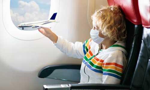 USA : un enfant autiste sans masque refoulé d'un avion
