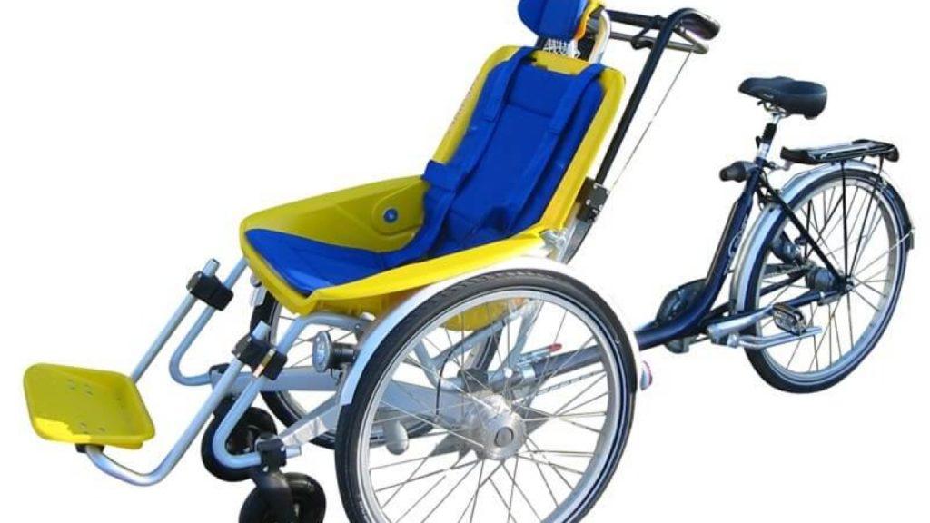 La région Ile-de-France offre une prime à l'achat pour les vélos adaptés