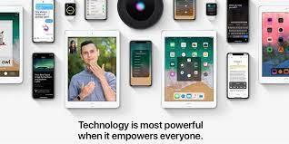 You are currently viewing Apple promet une flopée de nouveautés handicap en 2021