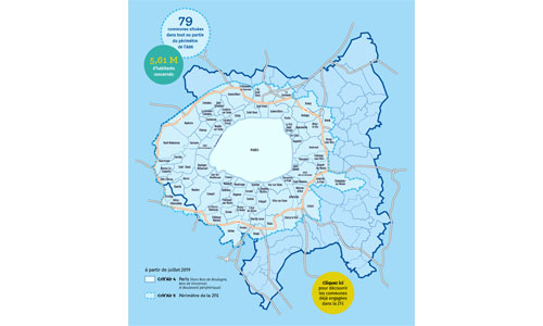 You are currently viewing Grand Paris : véhicules polluants interdits sauf si handicap